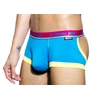 9559_0138 Boxer confort Trophy Boy Turquoise Andrew Christian zoom