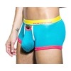9561_0100 Boxer Color Vibe Sports turquoise Andrew Christian zoom