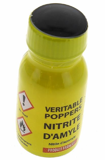 4300160000000 Poppers véritable au nitrite damyle - 13 ml