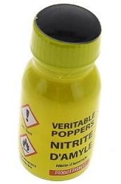4300160000000 Poppers véritable au nitrite d'amyle - 13 ml maxim'hom
