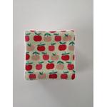 Lingettes pommes rouges 4
