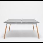 Bureau bench Ogi w - gris