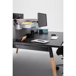 Bureau bench-scandinave- Ogi w - accessoire
