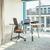 bureau bench ogi A - pietement oblique