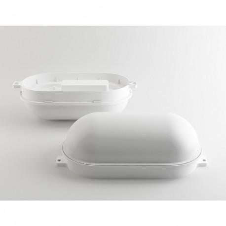 plafonnier-led-ovale-12w-4000°k