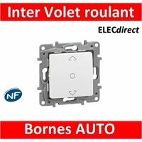 Legrand Niloé - Volet Roulant 3 POS Blanc - 664711