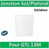 Schneider - Jonction Sol/Plafond pour goulotte GTL RESI9 13 modules - R9H13535