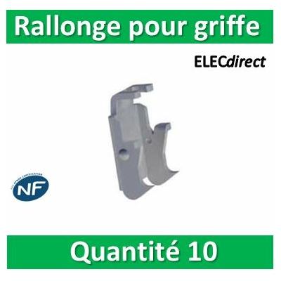 Schneider Odace - Sachet de 10 rallonges pour griffes - s520691