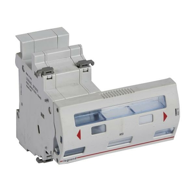 Legrand - Inverseur de source manuel - pour DX³/DX³-IS 3 pôles/3 modules - 406315