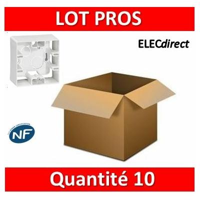 Legrand Niloé - Cadre saillie 1 poste - 664798x10