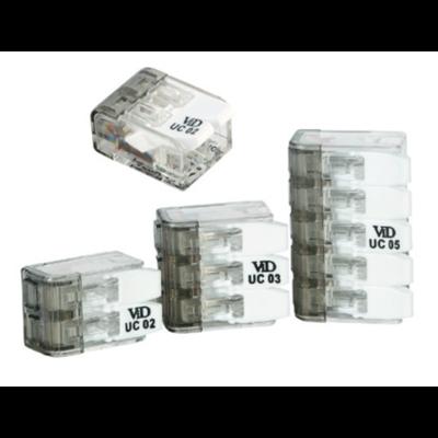 SIB - Boîte de 100 bornes auto pour fils rigide / Souple 2 x 2,5 - P07312