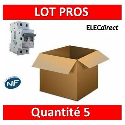 Legrand - DX3 Interrupteur-sectionneur Bipolaire - 40A - 406440x5