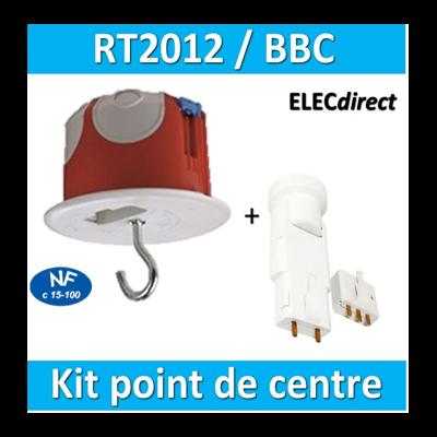 SIB - Kit Point de centre DCL BBC (plafond) - 36859
