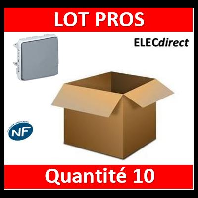 Legrand Plexo - Va-et-Vient composable 10A - 230V - IP55/IK07- 069511x10