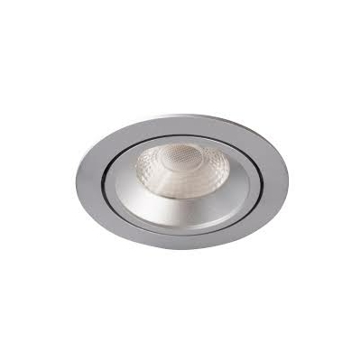 Lited - Spot LED 10W MonoLED Orientable ALU - Dimmable - 3000K - 676lm