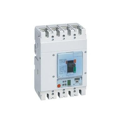Legrand - Disjoncteur électronique s1 dpx³ 630 - icu 36 ka - 4p - 400 a - 422505
