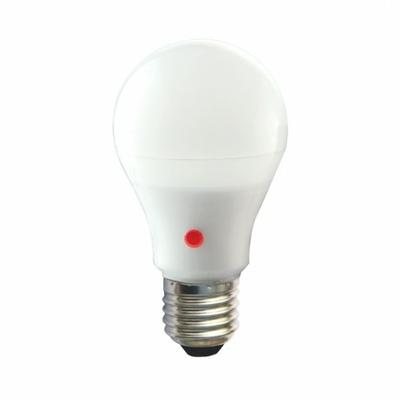 Vision-EL - LED 10 Watt Bulb E27 4000°K Détecteur Crépusculaire boîte - 73890
