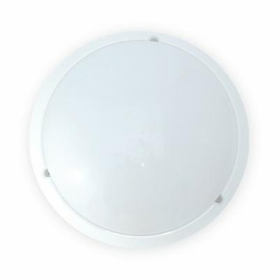Vision-EL - Plafonnier LED + Détecteur Ø300 18W 3000°K - 7789