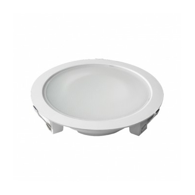 Vision EL - Downlight LED Blanc Rond 28W 3000°K 230mm - 7650