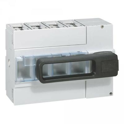 Interrupteur sectionneur DPX-IS 250 - 250 A - 4P - à déclenchement - commande frontale - 026637