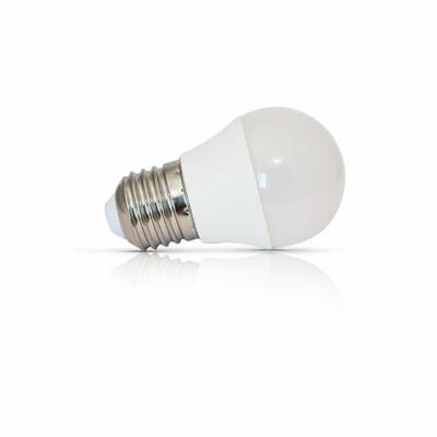 Vision-EL - Ampoule LED E27 Bulb G45 4W 3000°K - 7466