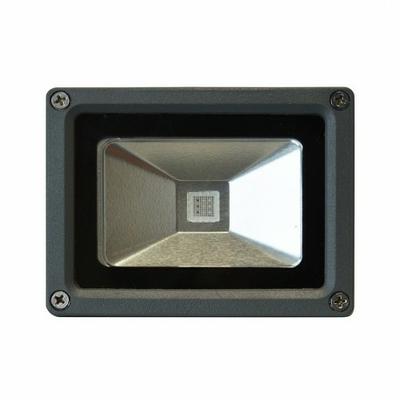 Vision EL - Projecteur Exterieur LED Gris 10W RGB - 8010