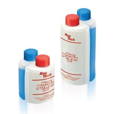 Ray Tech - Magic power Gel - Gel isolant et d'étanchéité - 1 seule bouteille bi-composant  - 500ml - MPG500