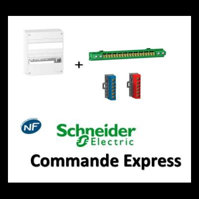 Schneider - Commandez en 1 clic votre matériel électrique
