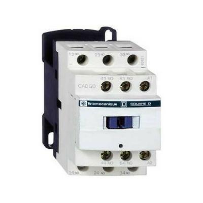 Schneider Electric Contacteur Tesys Cad50 5 F Plus 0 O Instantané 10 A 230 V Ca - CAD50P7