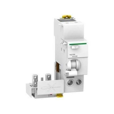 Schneider - Acti9 Vigi iC60, bloc différentiel 2P 25A 30mA type AC 230-240V 400-415V - A9Q11225