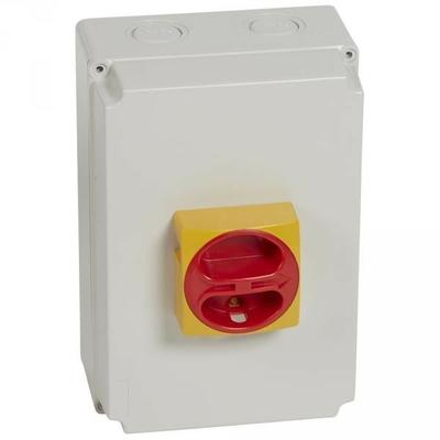 Legrand - Interrupteur de proximité - 4P neutre G - 40 A - 022184