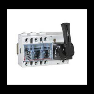 Legrand - Interrupteur sectionneur Vistop - 100 A - 3P - cde frontale - poignée noire - 022520
