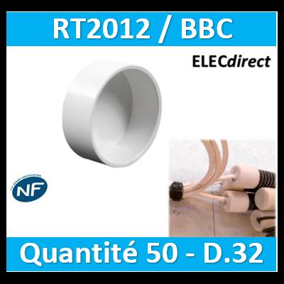 SIB - Bouchon BBC 32 - quantité 50