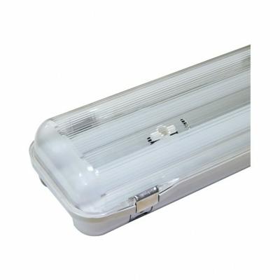 Vision EL - Boitier Etanche LED Intégrées 4000°K 24W 660 x 140 x 92 mm - 7580x4