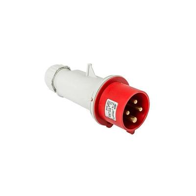 Digital - Fiche mâle 3P+T 16A - 380V - IP67 - 51812