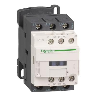 Schneider Electric Contacteur Tesys Lc1D 3P Ac3 440V 9 A Bobine 48 V Ca - LC1D09E7