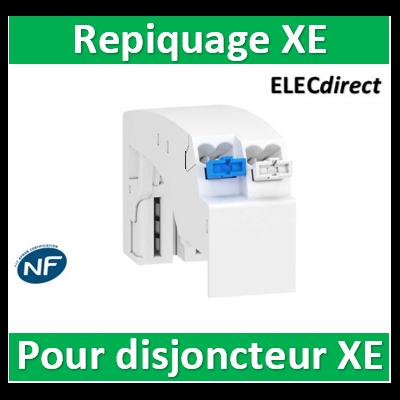 Schneider - Schneider Resi9 xe unixe - système repiquage universel pour disjoncteur xe - R9EXHC01