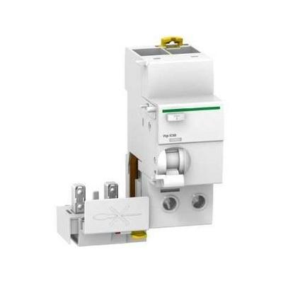 Schneider - Acti9 Vigi iC60, bloc différentiel 2P 40A 300mA type AC 230-240/400-415V - A9Q14240