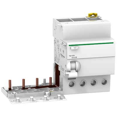 Schneider - Acti9 Vigi iC60 4P 63A 300mA type AC 230-240V 400-415V - A9V14463