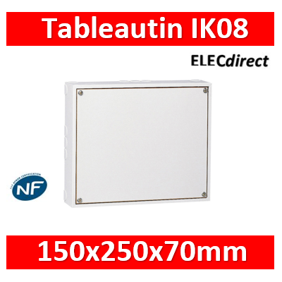 Tableautin Legrand 150 x 250 x 70 mm - 039141