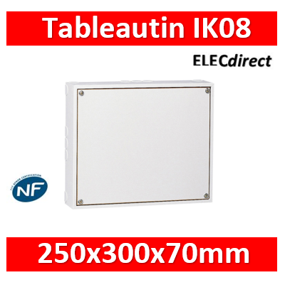 Tableautin Legrand 250 x 300 x 70 mm