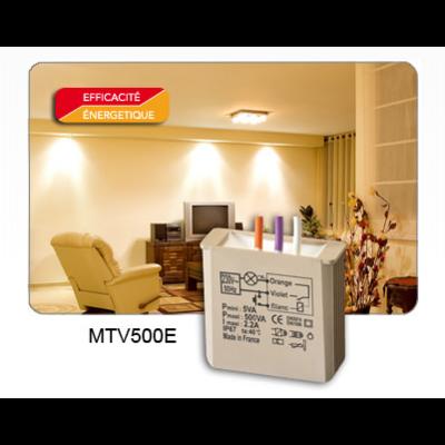 Yokis - Télévariateur numérique Encastré 500W - MTV500E