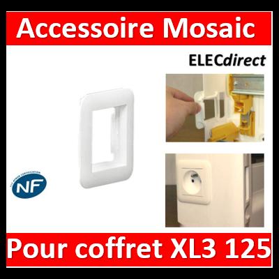 Legrand - Accessoire de fixation appareillage mosaic - pour coffret xl³ 125 - 401850