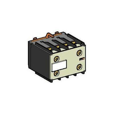Schneider - Bloc de contacts auxiliaires Tesys 1 F Plus 1 O Bornes à Visétriers - LA1KN11