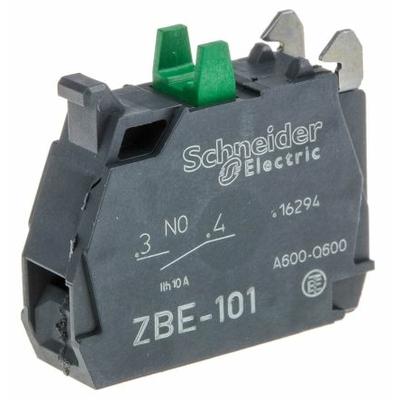 Harmony Bloc Contact Pour Bouton - ZBE Ø22 - 1F