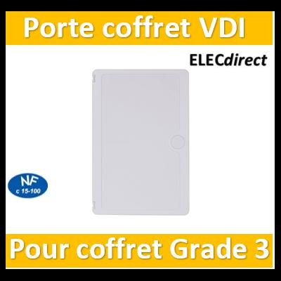 Casanova - Porte pour coffret VDI 375 pour Grade 3 - PCST375