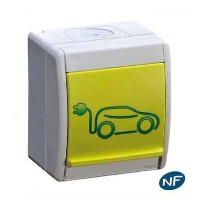 Digital Electric - Prise de recharge véhicule électrique 16A - 82952