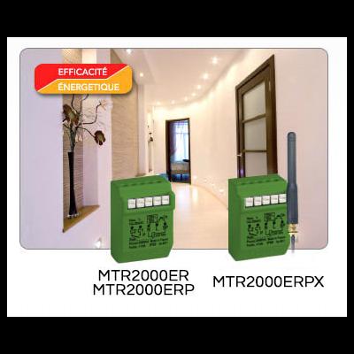 Yokis - Télérupteur Temporisé 2000W Gamme Radio Power (5454462) - MTR2000ERP