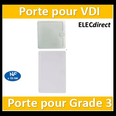 Casanova - Porte pour coffret VDI 375 pour Grade 3 CST625G3CUC - PCST375+CASPCT250