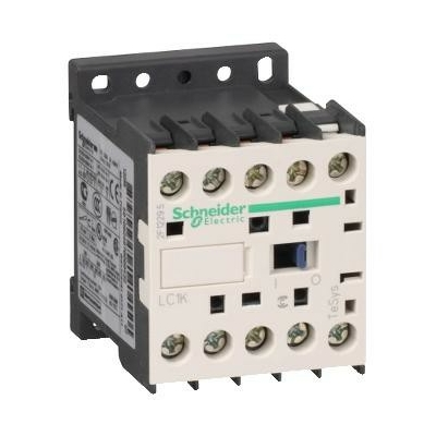 Schneider - Contacteur Tesys Lc1K 3P Ac3 440V 9 A Bobine 24 Vca - LC1K0910B7